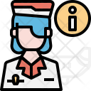 Uniform Air Hostage Icon