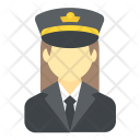 Pilot Aviator Aircrew Icon
