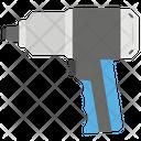 Air Impact Gun Icon