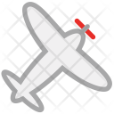 Air Jet Aircraft Icon