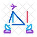 Air Navigation Course Icon
