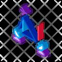 Air Navigation Course Icon