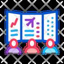 Air Navigation Dispatcher Icon