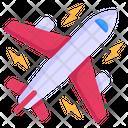 Flight Noise Air Noise Air Pollution Icon