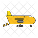 Airfreight plane Icon