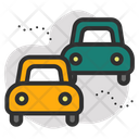 Transport Pollution Traffic Icon