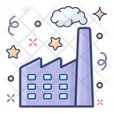 Air Pollution Environmental Pollution Factory Pollution Icon