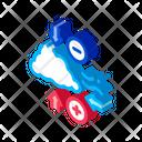 Air Pressure Icon