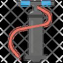 Air Pump Compressed Air Air Filling Icon
