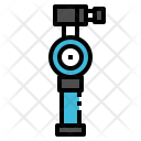 Pump Air Bicycle Icon