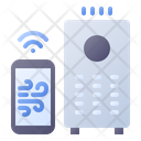 Air Purifier Smart Filter Icon