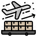 Air Shipping Icon