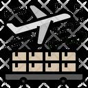 Export Logistic Economic Cargo Shipping Icon