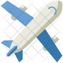 Airplane Loading Cargo Icon