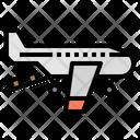 Plane Air Cargo Icon