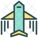 Plane Delivery Shipping Icon