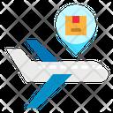 Plane Travel Flight Icon