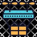 Air Shipping Icon