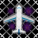 Spread Covid 19 Coronavirus Icon