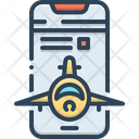 Reservation Reserve Private Icon