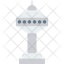Air Traffic Airport Airport Control Icon
