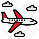 Air travel Icon