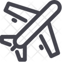 Travel Air Airplane Icon