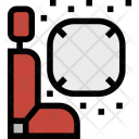 Airbag Safety Security Icon