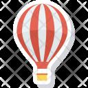 Airballoon Balloon Hotairballoon Icon