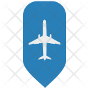 Airbus Fly Object Icon