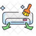 Aircond Cleaning Icon