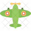 Trainer Aircraft Flight Icon