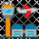 Aircraft Airplane Single Engine Icon