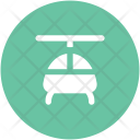 Aircraft Rotorcraft Helicopter Icon