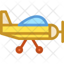 Aircraft Fly Jet Icon