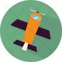 Aircraft Transport Flying Icon