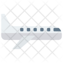 Aircraft Airplane Vehicle Icon
