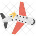 Aircraft Accident Icon