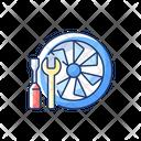 Aircraft Maintenance Aircraft Maintenance Icon