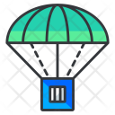 Airdrop Package Icon