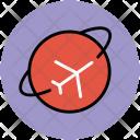 Airplane Plane Flight Icon