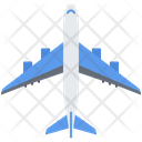 Airplane Transport Machine Icon