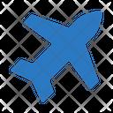 Airplane Airbus Flight Icon