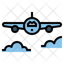 Air Mail Shipping Icon
