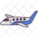 Transport Airplane Plane Icon