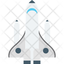 Airplane Fighter Fighter Plane Icon