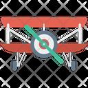 Airplane Flight Jet Icon