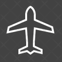Airplane Mode Flight Icon