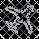 Airplane Icon