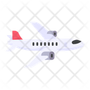 Travel Airplane Transportation Icon